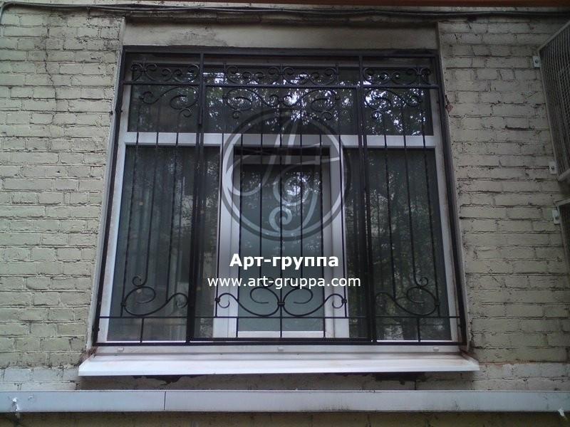 купить Решетка на окно - изделие: 0833