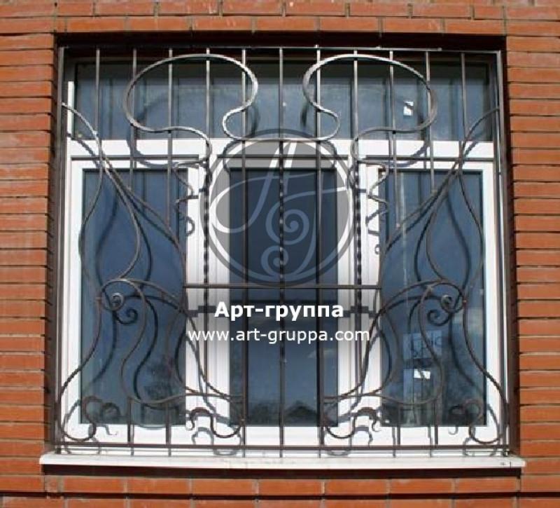 купить Решетка на окно - изделие: 0843