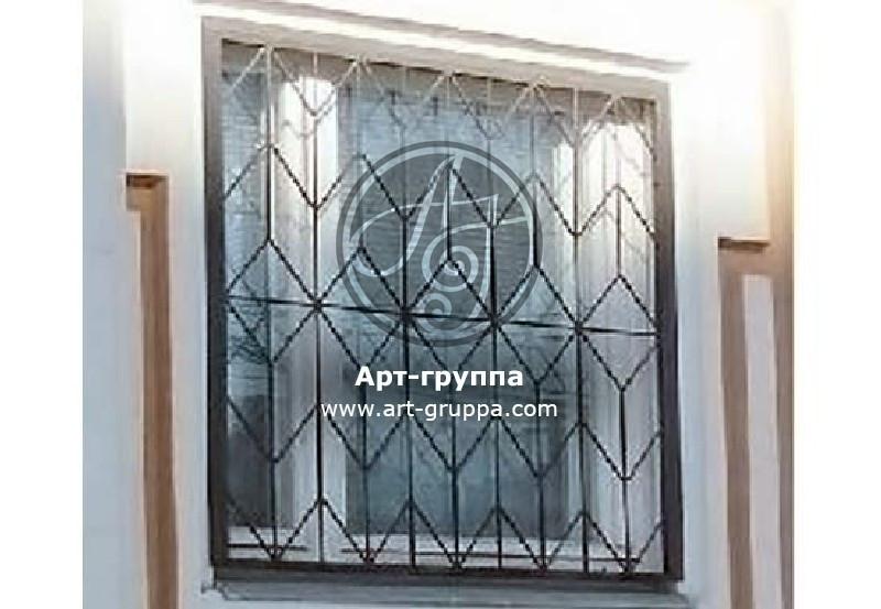 купить Решетка на окно - изделие: 0851