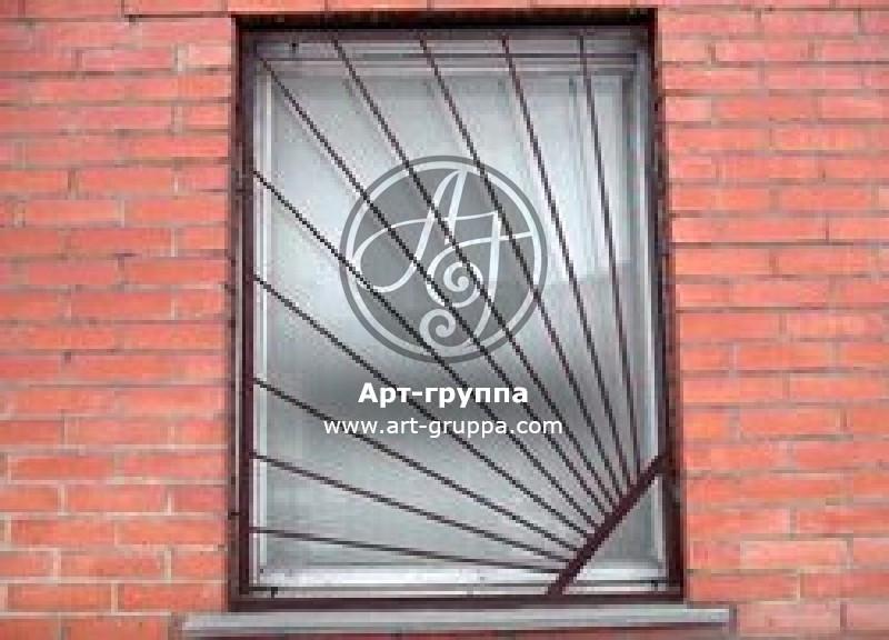 купить Решетка на окно - изделие: 0852