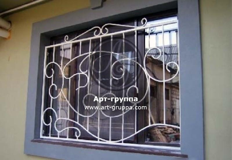 купить Решетка на окно - изделие: 0853