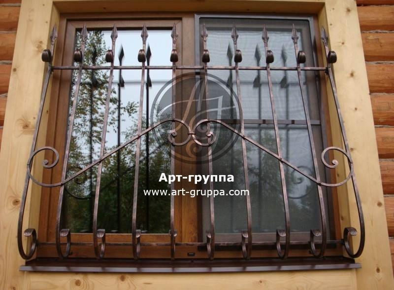 купить Решетка на окно - изделие: 0857