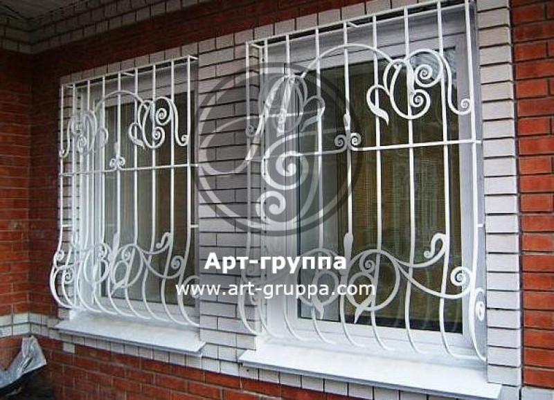 купить Решетка на окно - изделие: 0861