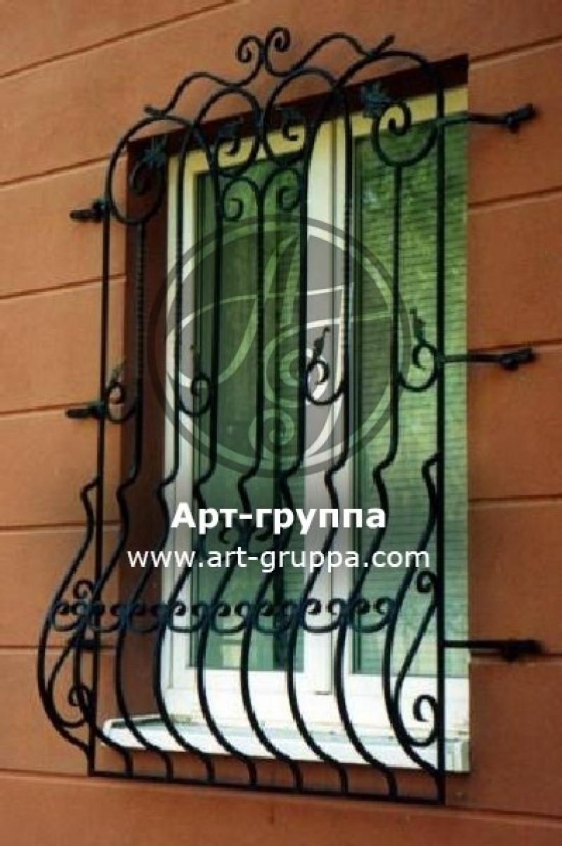 купить Решетка на окно - изделие: 0863