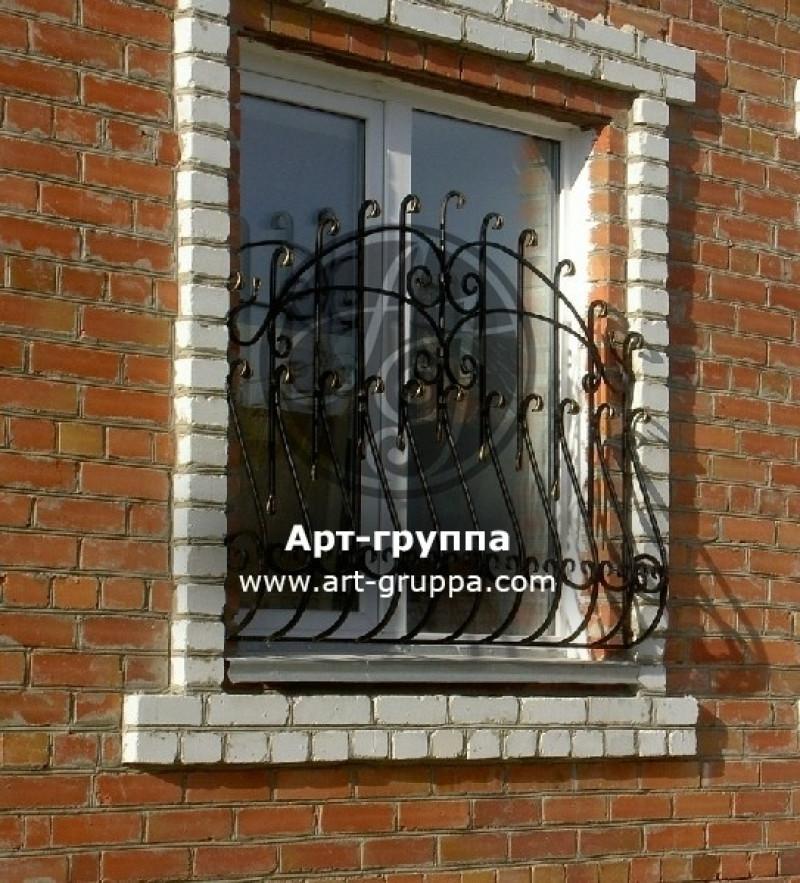 купить Решетка на окно - изделие: 0868