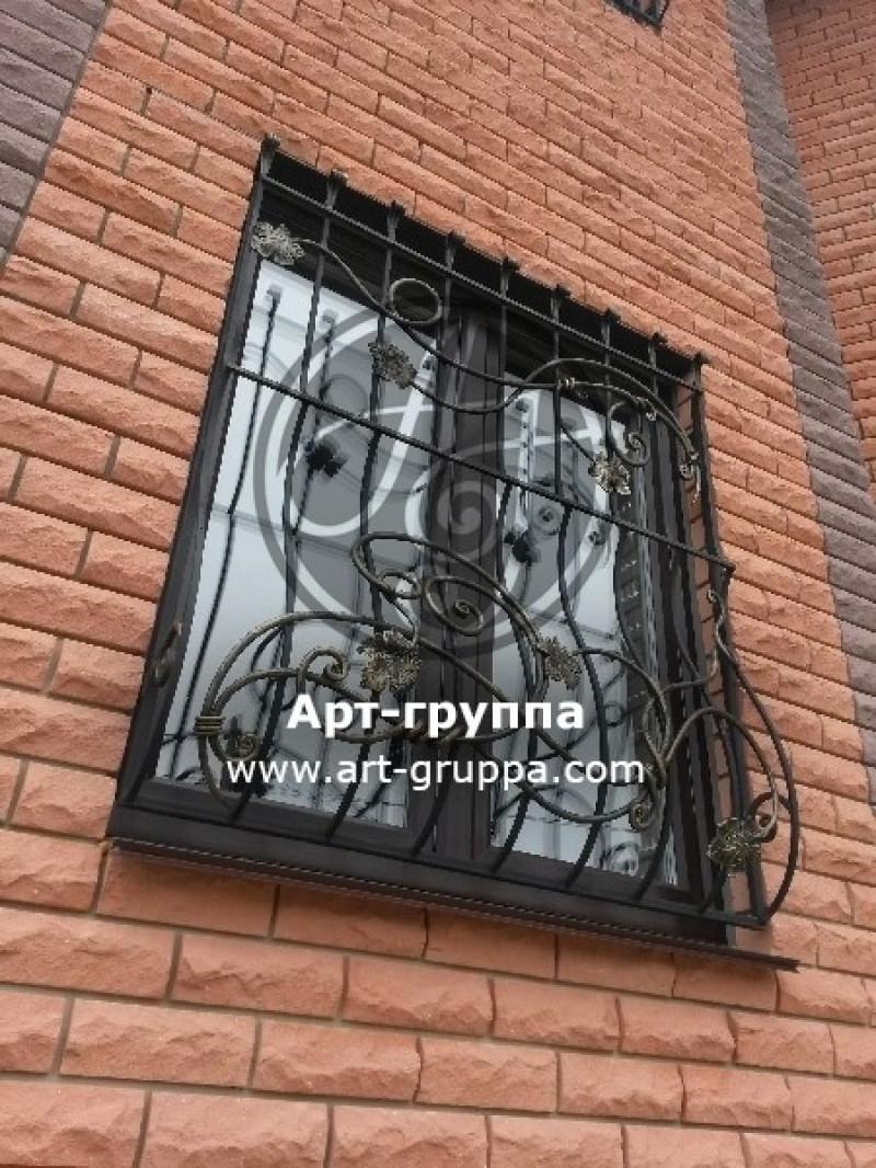 купить Решетка на окно - изделие: 0869