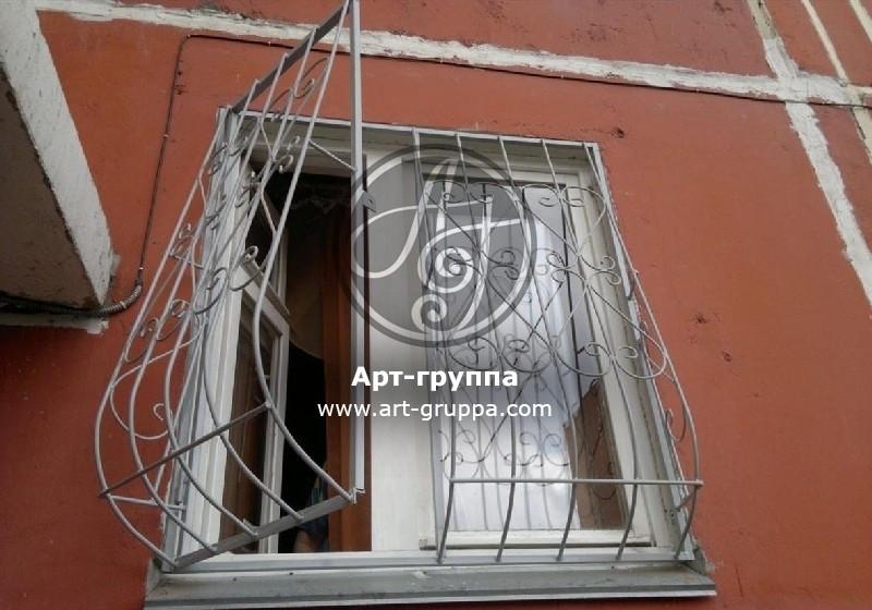 купить Решетка на окно - изделие: 0877