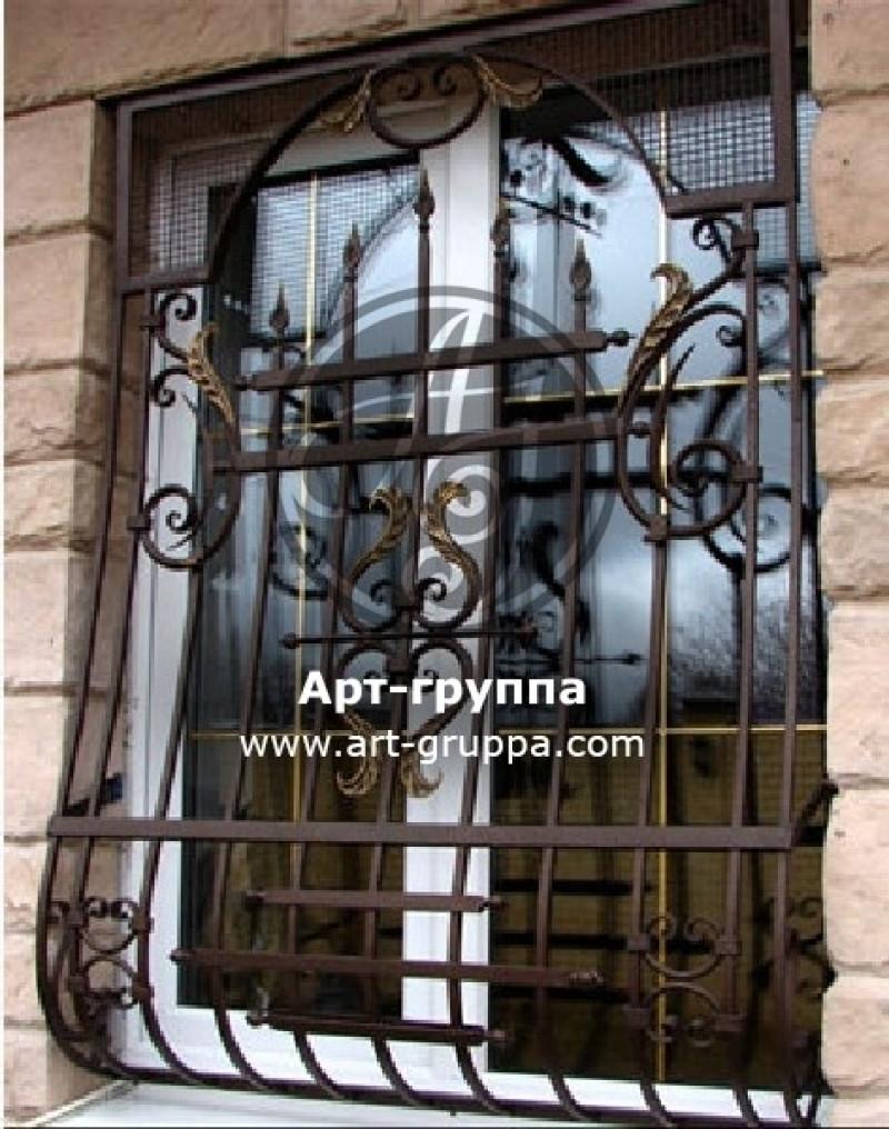 купить Решетка на окно - изделие: 0878