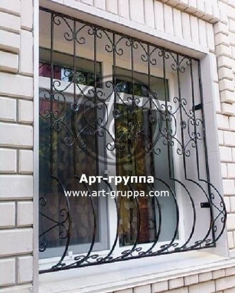 купить Решетка на окно - изделие: 0879