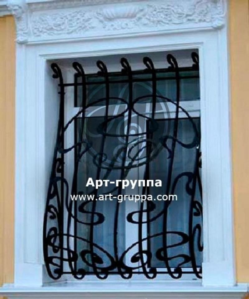 купить Решетка на окно - изделие: 0880