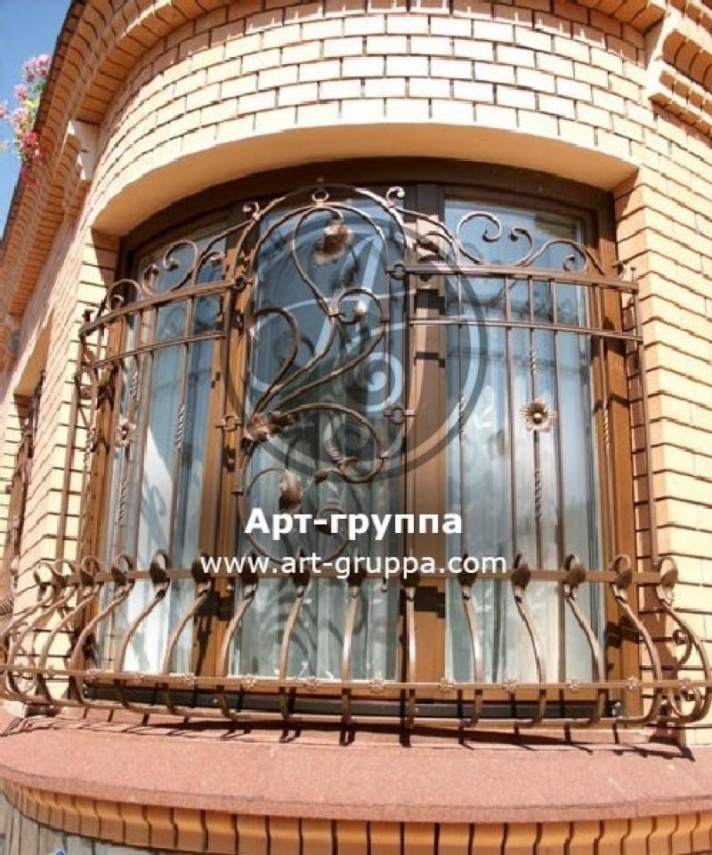 купить Решетка на окно - изделие: 0881