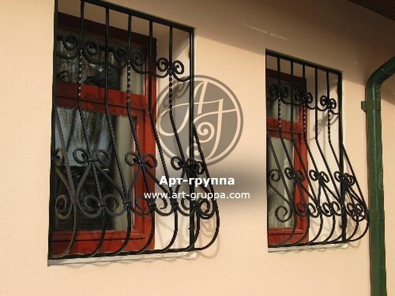 купить Решетка на окно - изделие: 0883