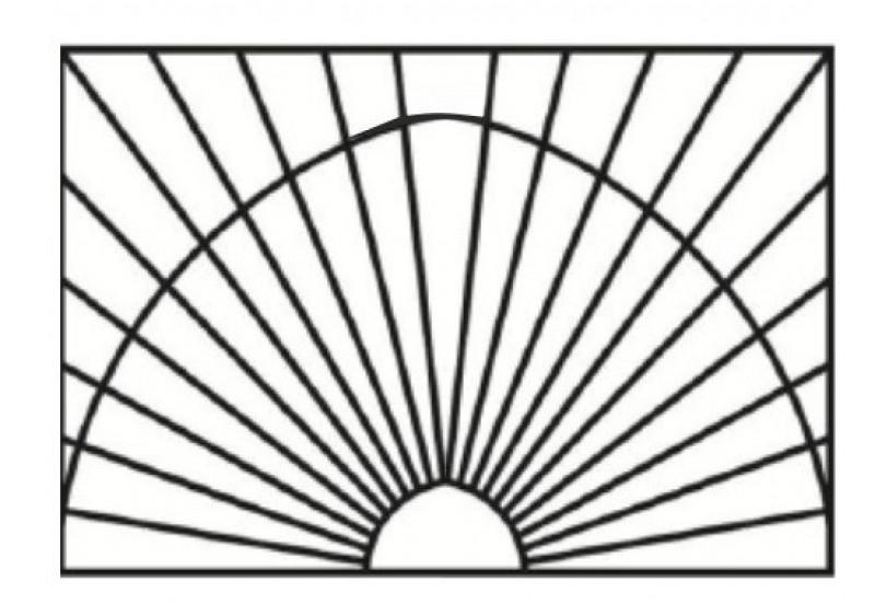 купить Решетка кованая на окно - изделие: 1077