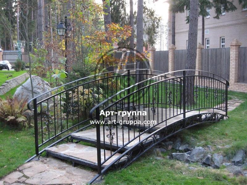 купить Мост кованый - изделие: 1193