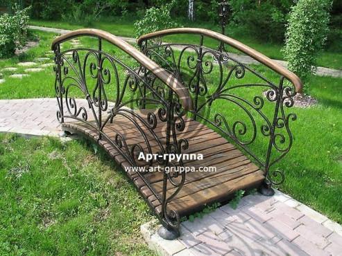 купить Мост кованый - изделие: 1197
