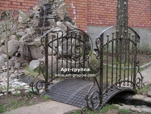 купить Мост кованый - изделие: 1200