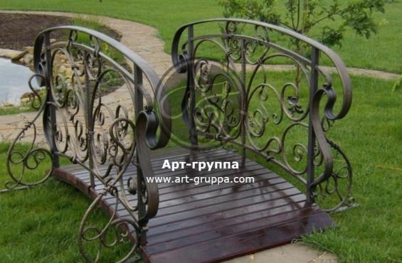 купить Мост кованый - изделие: 1201