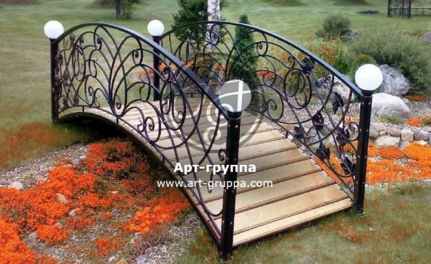 купить Мост кованый - изделие: 1206