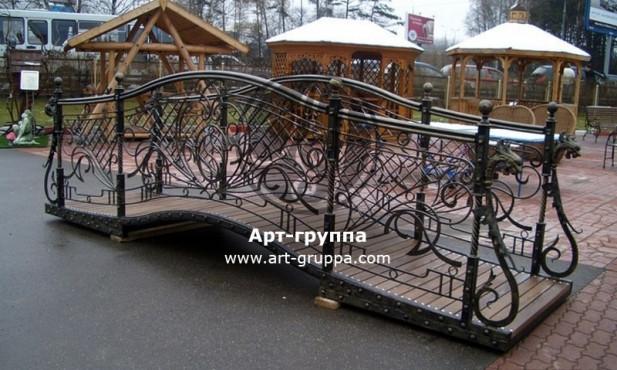купить Мост кованый - изделие: 1209