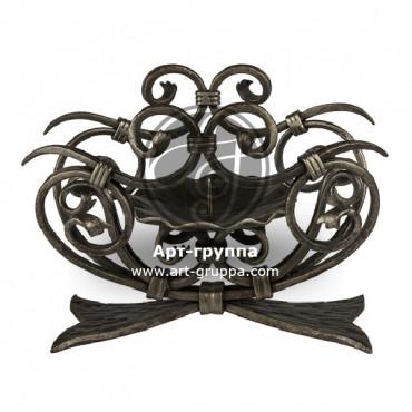 купить Подсвечник кованый - изделие: 1510