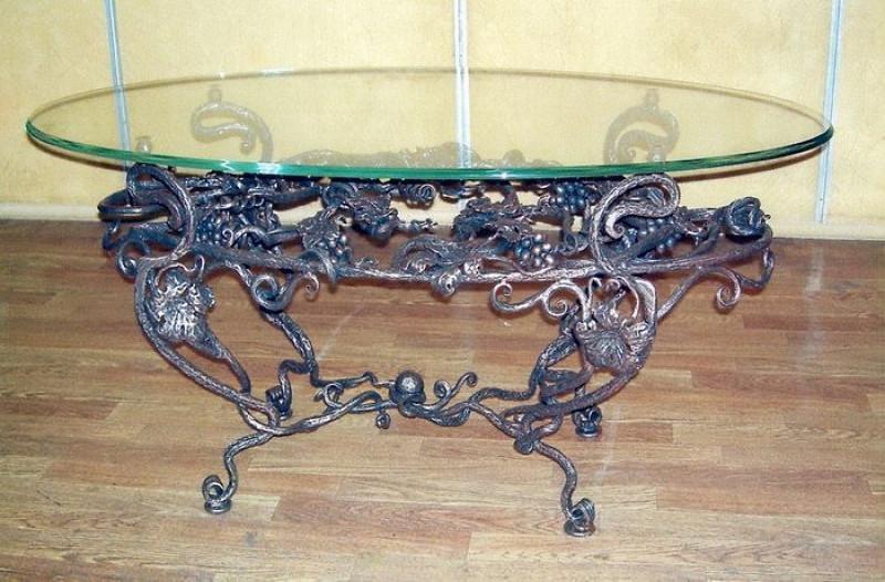купить Стол кованый - изделие: 1513