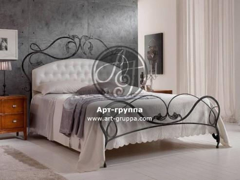 купить Кровать кованая - изделие: 1607