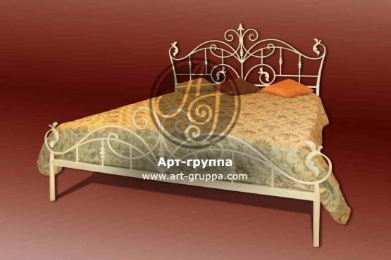 купить Кровать кованая - изделие: 1609