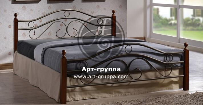 купить Кровать кованая - изделие: 1613