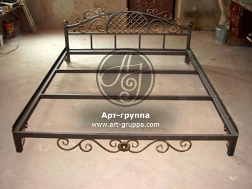 купить Кровать кованая - изделие: 1616