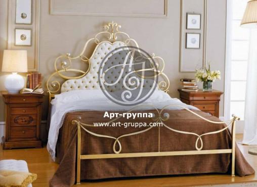 купить Кровать кованая - изделие: 1618