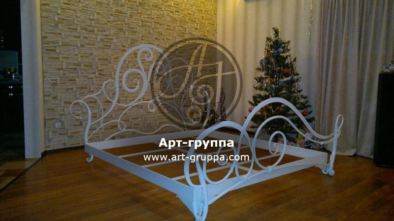 купить Кровать кованая - изделие: 1625