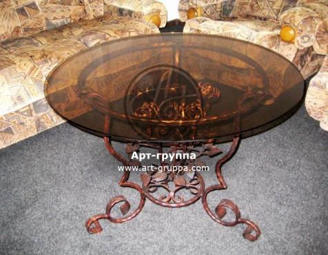 купить Стол кованый - изделие: 1657