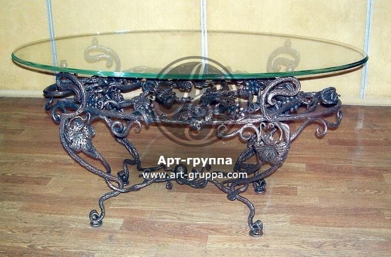 купить Стол кованый - изделие: 1658