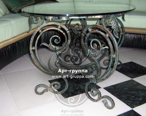 купить Стол кованый - изделие: 1659