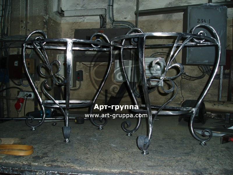 купить Стол кованый - изделие: 1662
