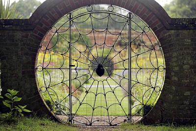 купить Ворота кованые - изделие 5006